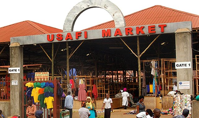 Part of Usafi market land belonged to private developer