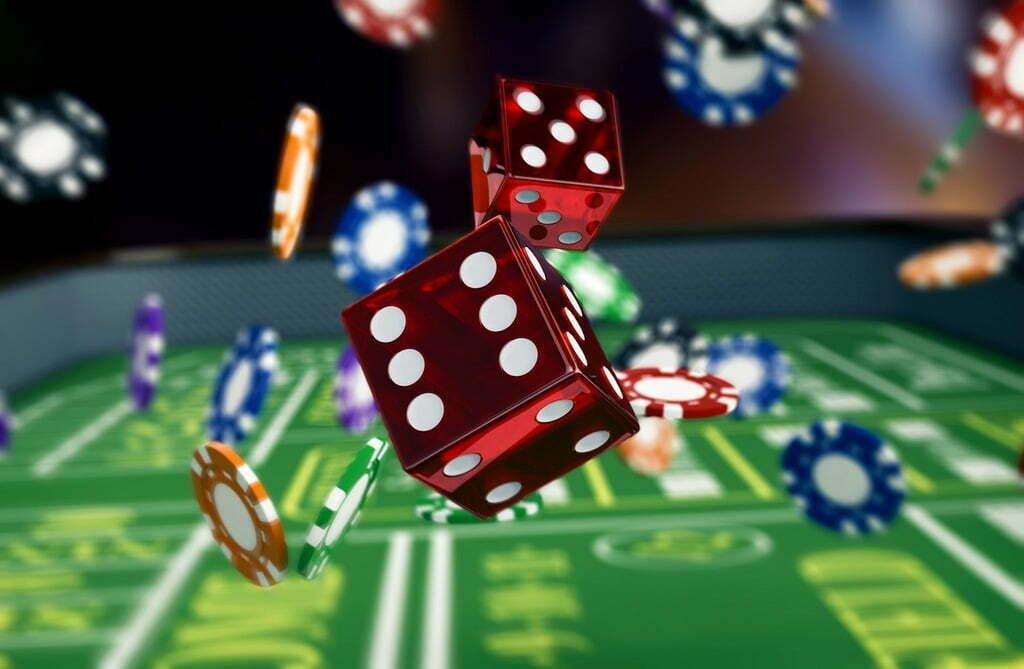 gambling, craps game in Uganda