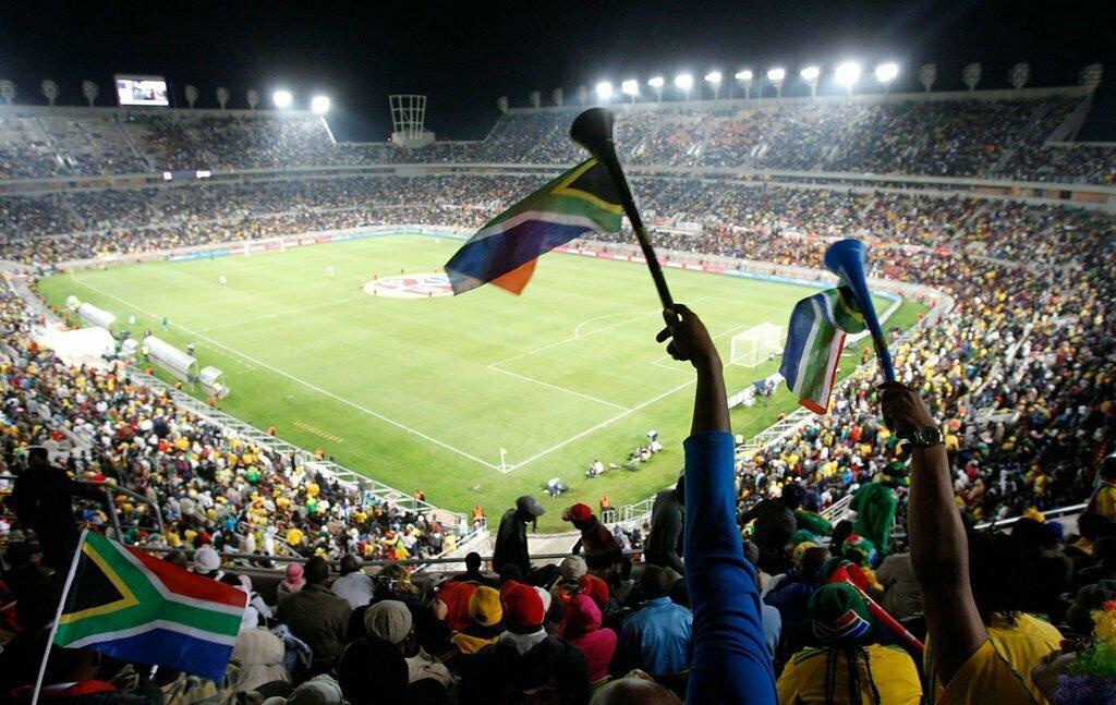 2010 FIFA World Cup Soccer