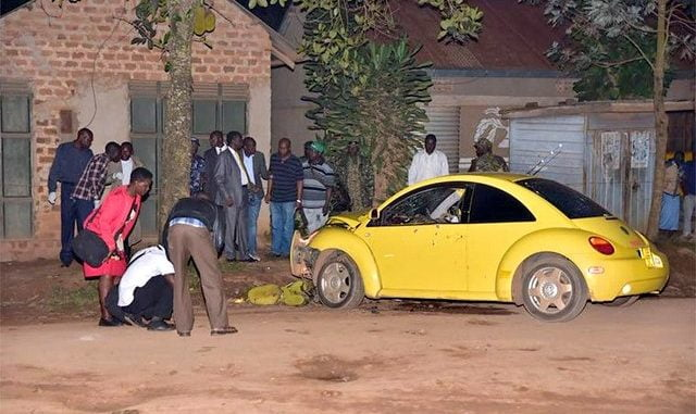 Abiriga's crime scene tampered with - Police