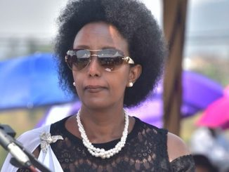 Gen. Kayihura's wife disowns city lawyers' Alaka, Ochieng