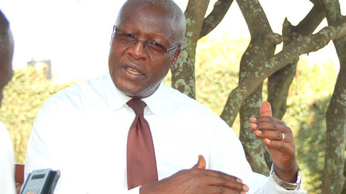 Courts will follow the law on bail – Chief Justice Bart Katureebe