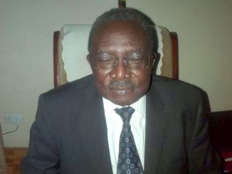 Former Commissioner General of Uganda Prisons, Joseph Etima is dead