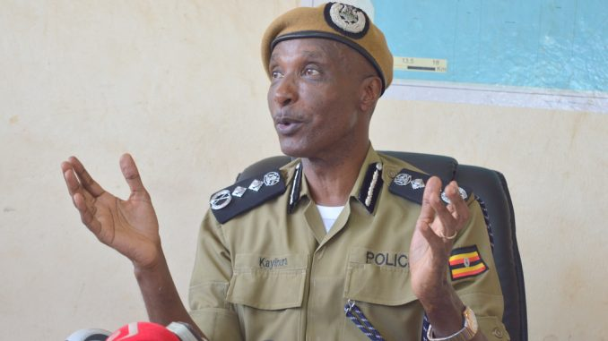 Detained Gen. Kale Kayihura denied access to lawyers