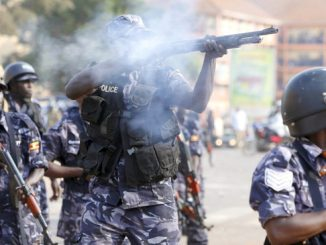 Gunfire in Lira as police disperses rowdy residents