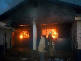 Kabale school fire kills P.7 pupil