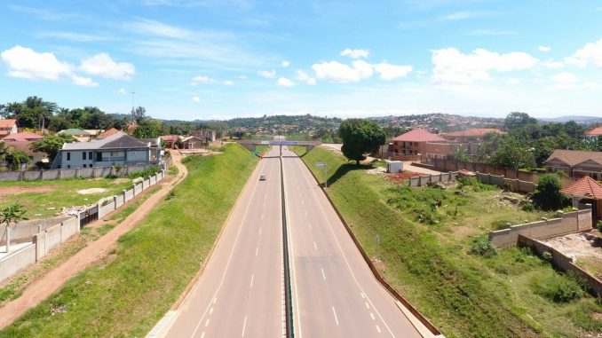 Entebbe Expressway to be commissioned next week