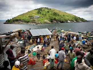 Fresh protests reported at Migingo Island