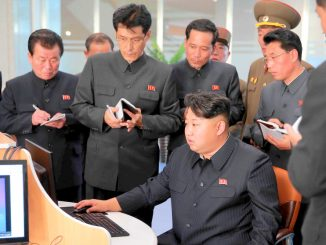 North Korea uses U.S tech for 'destructive cyber operations'