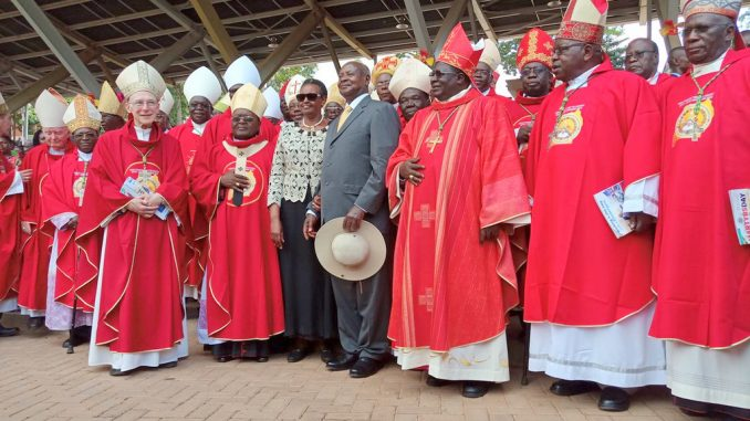 President Museveni challenges Muslims to pay homage to Martyrs