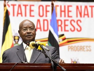 President Museveni State of the Nation address 2018