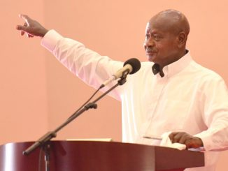 President Museveni has performed well on economic growth - Ggoobi