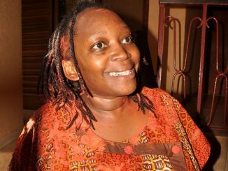 Stella Nyanzi arrested for inciting violence