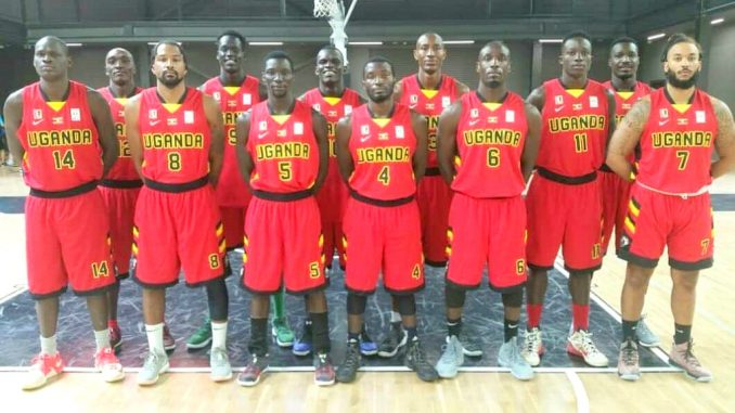 Uganda, Nigeria face-off in basketball World Cup Qualifiers