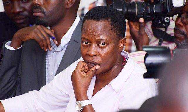 Betty Nambooze to sue government over assault