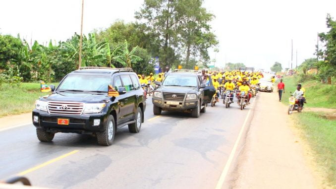 Museveni has failed to capture boda boda industry - American Scholar