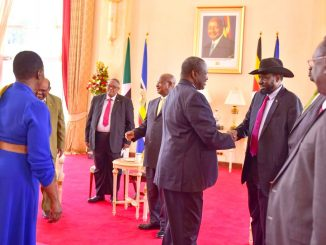 South Sudan's Riek Machar set to be reinstated as vice president