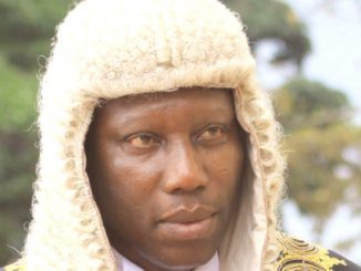Justice Barishaka upholds age limit amendment