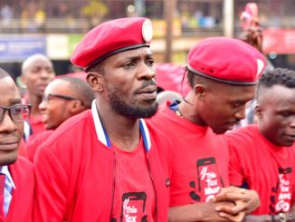Police summons MP Robert Kyagulanyi over theft of handcuffs