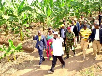 Land grabber attempted to con President Museveni