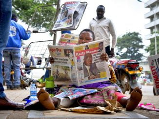 Standard newsprint scarcity hits Ugandan newspapers
