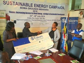 Ugandans asked to embrace sustainable energy