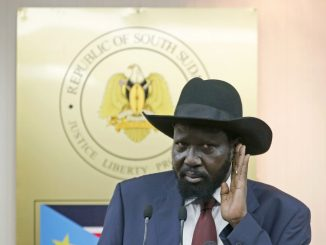 South Sudan president Salva Kiir accused of violating peace agreement