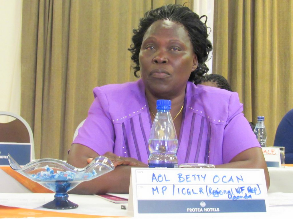 FDC drops Winnie Kiiza, appoints Betty Aol as Leader of Opposition in Parliament
