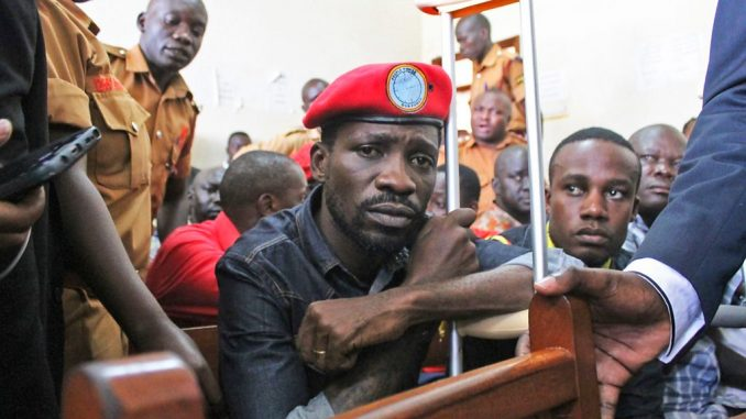 Bobi Wine blocked from traveling out of Uganda