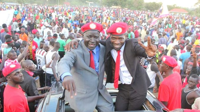 Kassiano Wadri takes early lead in Arua Municipality polls