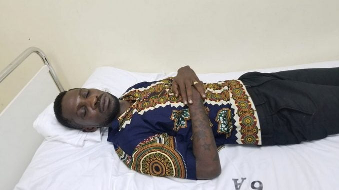 Bobi Wine, Francis Zaake reject doctors from Mulago Hospital