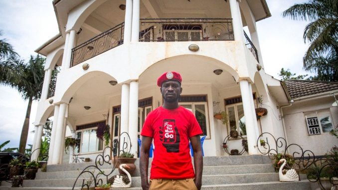 Over 30,000 people sign an online petition to free Bobi Wine