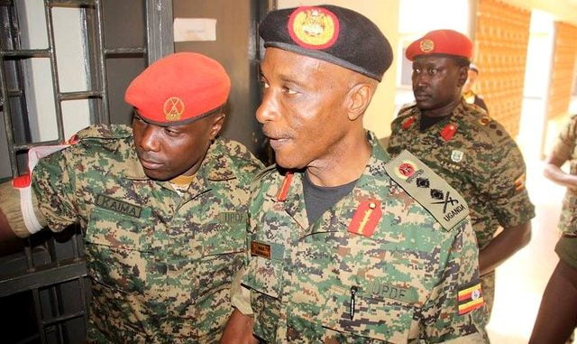 Gen. Kayihura charged for kidnap, illegal repatriation of Rwandan refugees