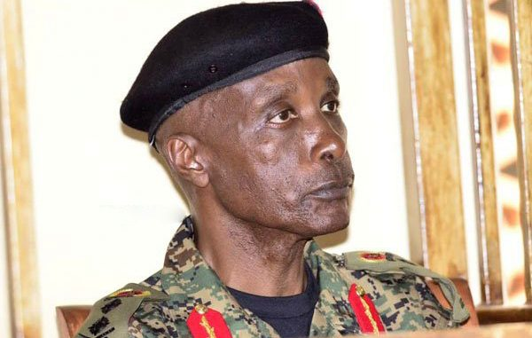 Gen. Kayihura pleads old age, poor health for bail application