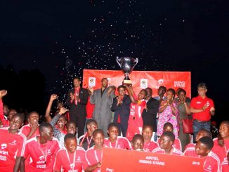 Kampala, Kitara regions win 2018 Airtel raising stars national tournament