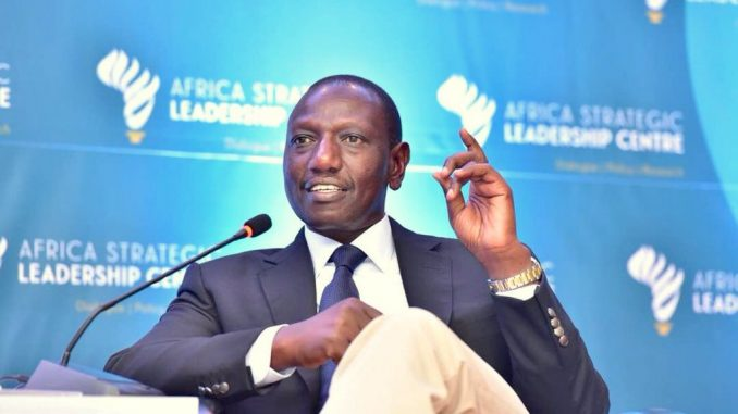 EAC integration process making great strides – Kenya's DP William Ruto