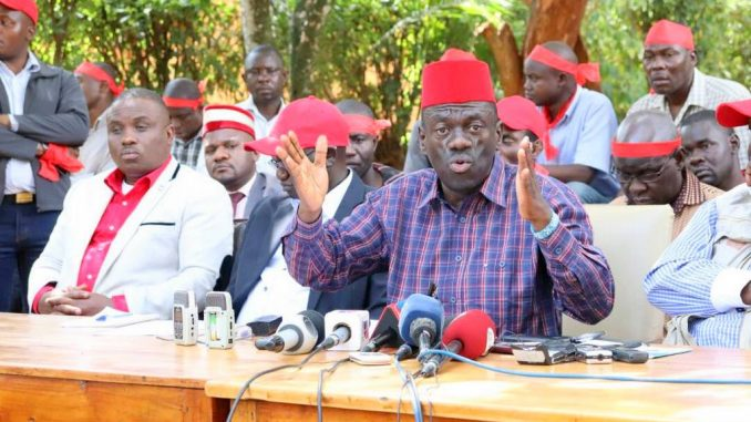 Release all Arua suspects unconditionally - Kizza Besigye