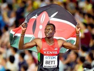 Kenyan athlete Nicholas Bett dies in road accident