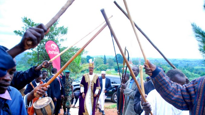 Tooro youths excited at organising King Oyo's 23rd coronation anniversary
