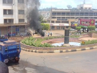 Police, army clash with Bobi Wine's supporters in Kampala