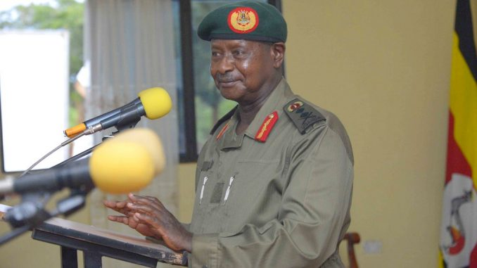 President Museveni's statement on Monday incidents in Arua town