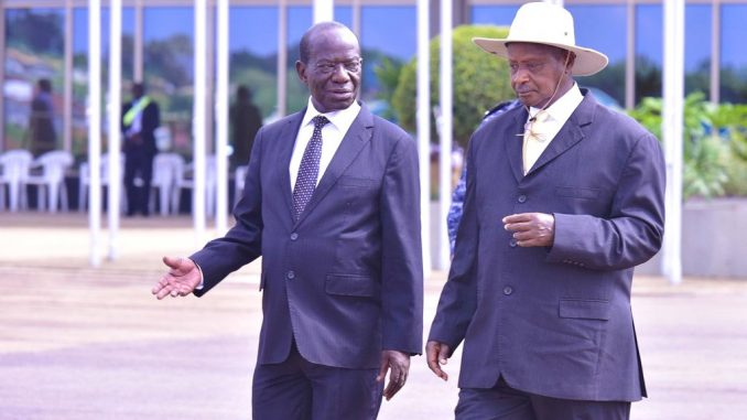 President Museveni calls for double efforts in HIV fight