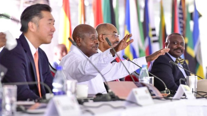 Museveni attacks West for imposing homosexuality on Africa