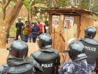 Security officers in Uganda cautioned against brutal arrests