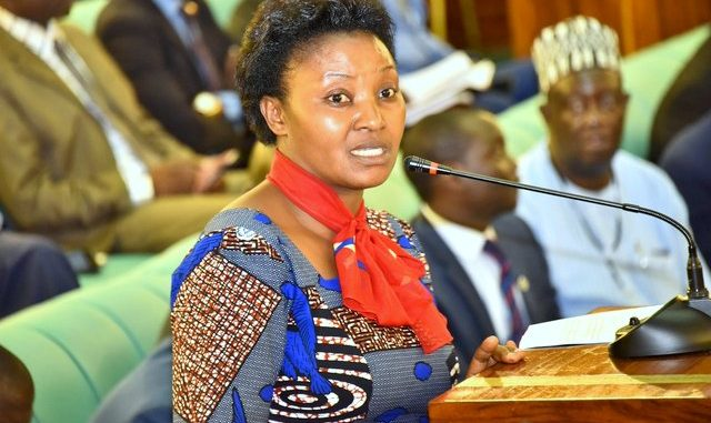 FDC should put it's house in order - Winfred Kiiza