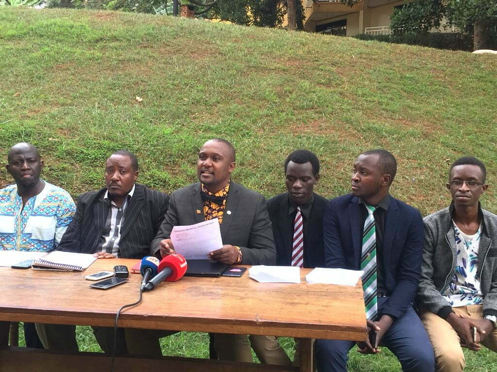 Uganda Medical Association (UMA) under leadership of revolutionary Dr Ekwaro Obuku, has set up a team of 16 medical experts to treat MPs and other Ugandans tortured in Arua.