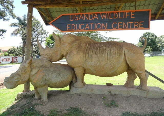 Uganda Wildlife Education Center -UWEC