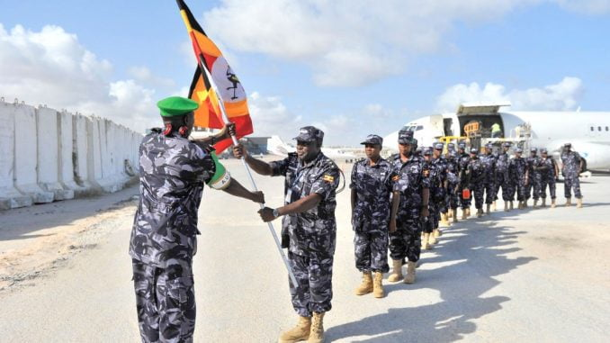 160 Uganda Police officers to return from Somalia