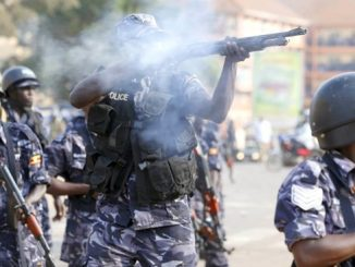 Uganda police runs out of rubber bullets stock