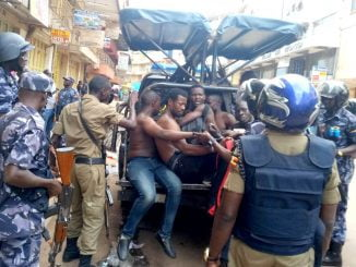Free Bobi Wine protest suspects charged with inciting violence